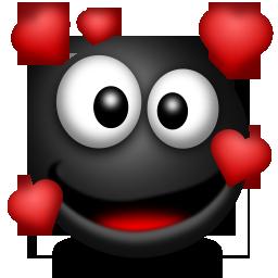 {blackemo}:love: